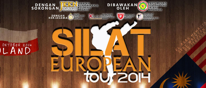 Silat European Tour 2014 : Day 1